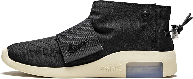 Nike Mens Air Fear of God MOC Black