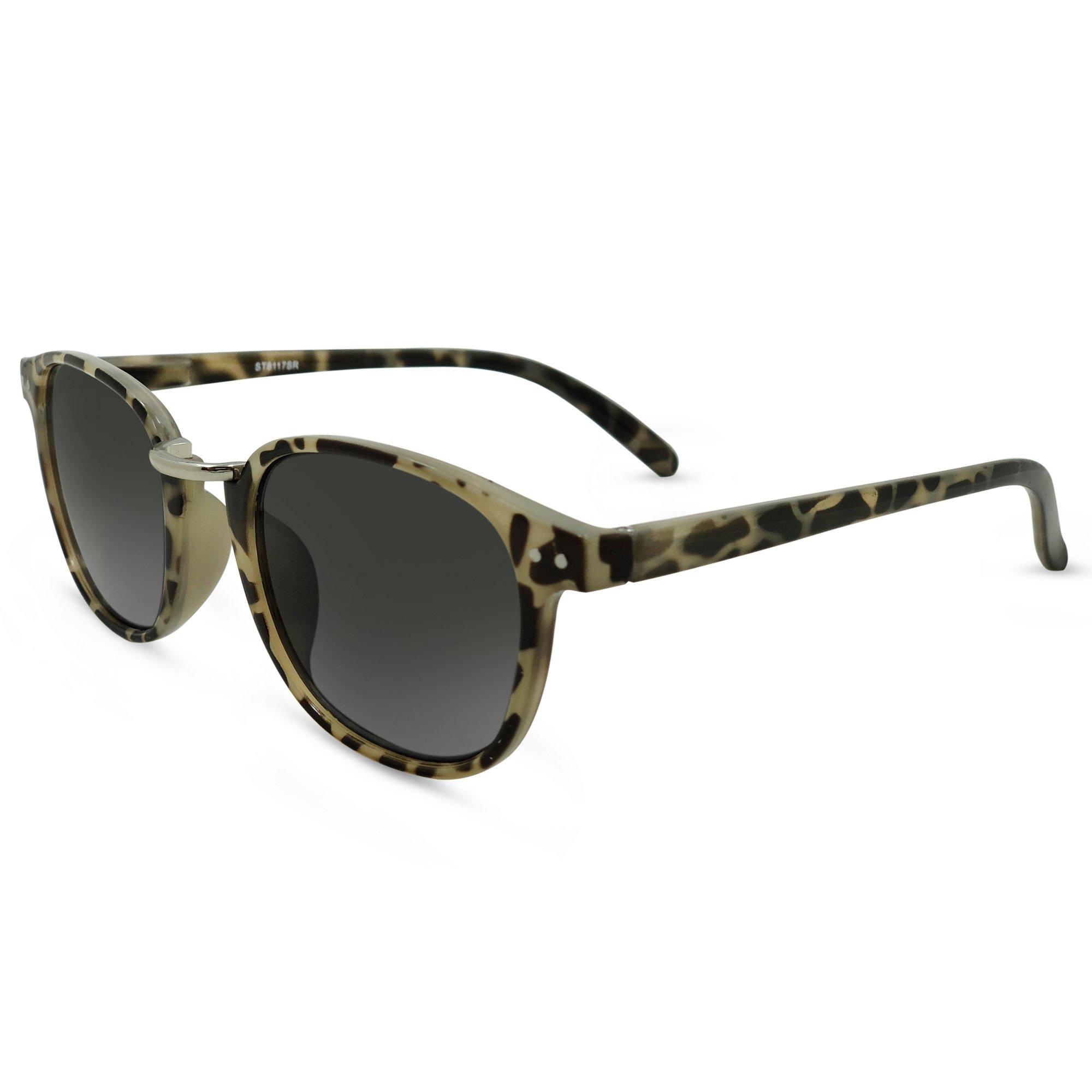 In Style Eyes The Classic Reading Sunglasses, NOT Bifocals Dark Tortoise 1.75