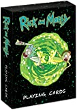 PLAYING CARDS - RICK AND MORTY