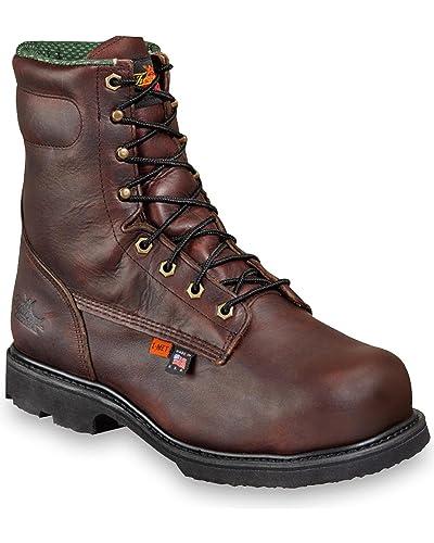 4138c996768 Thorogood Men's USA Made 8