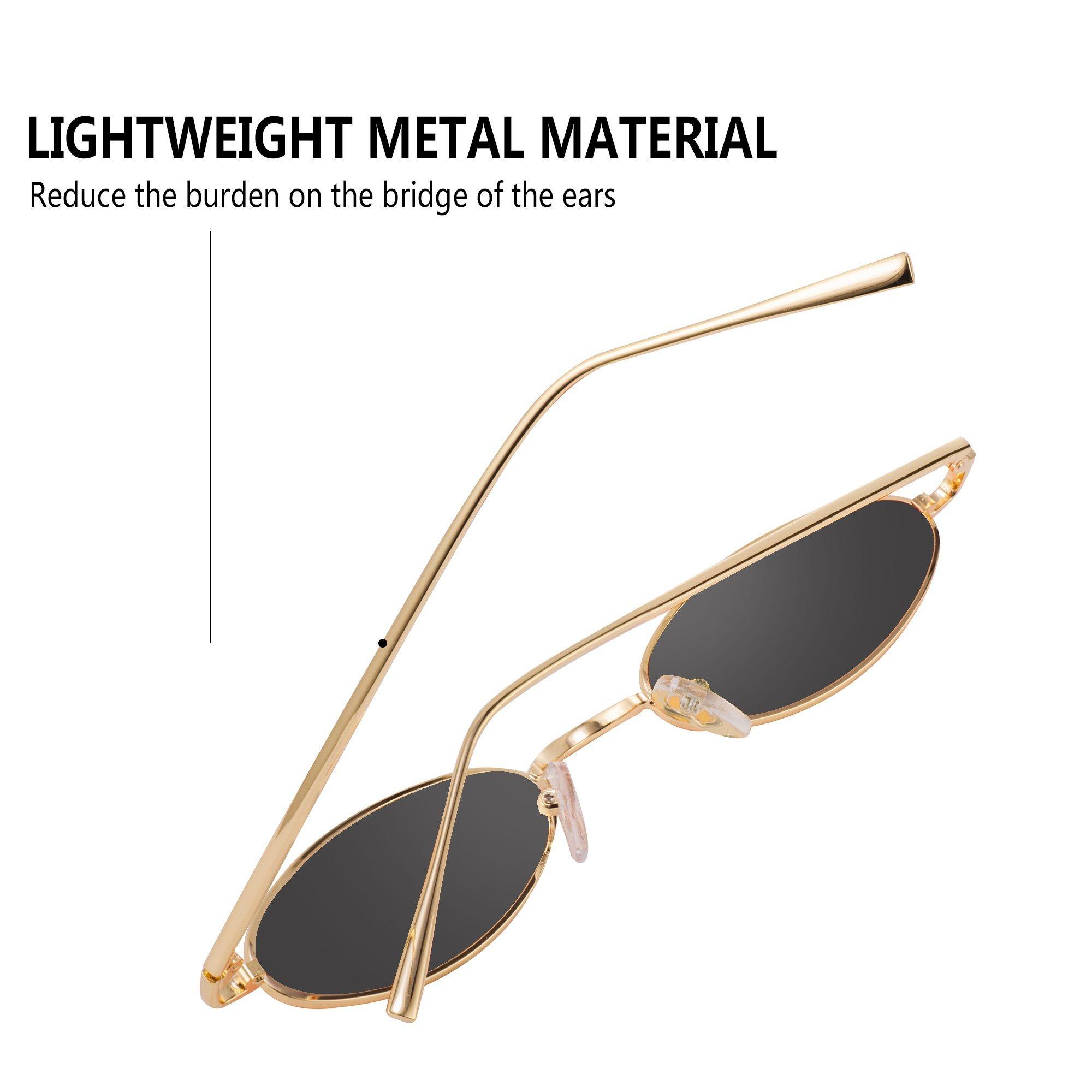 a1cc1a0001 Vintage Oval Sunglasses For Women – - TiendaMIA.com