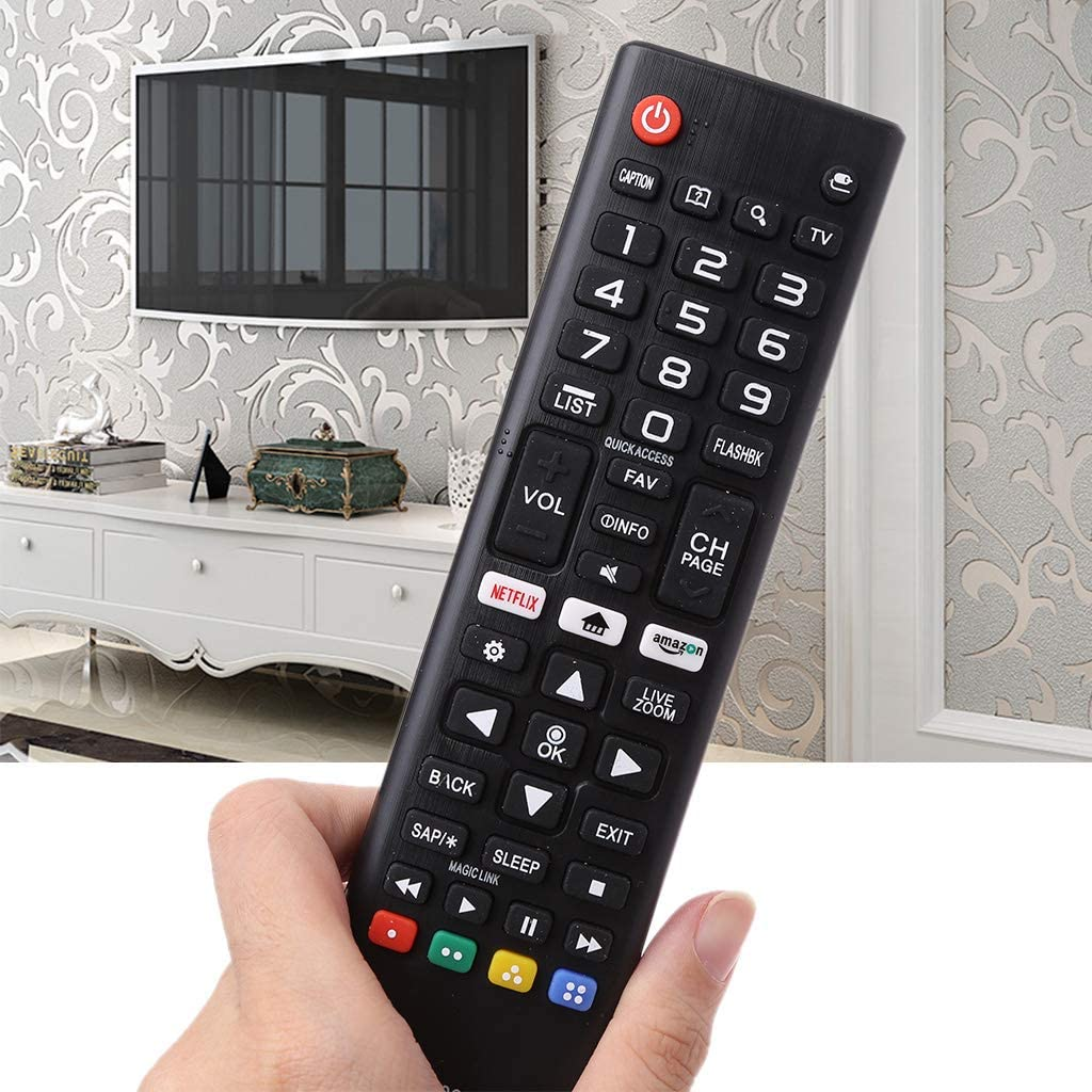 gszfsm001 AKB75095307 - Mando a Distancia para LG AKB75095303 LED Smart TV 55LJ550M 32LJ550B 32LJ550M-UB: Amazon.es: Electrónica