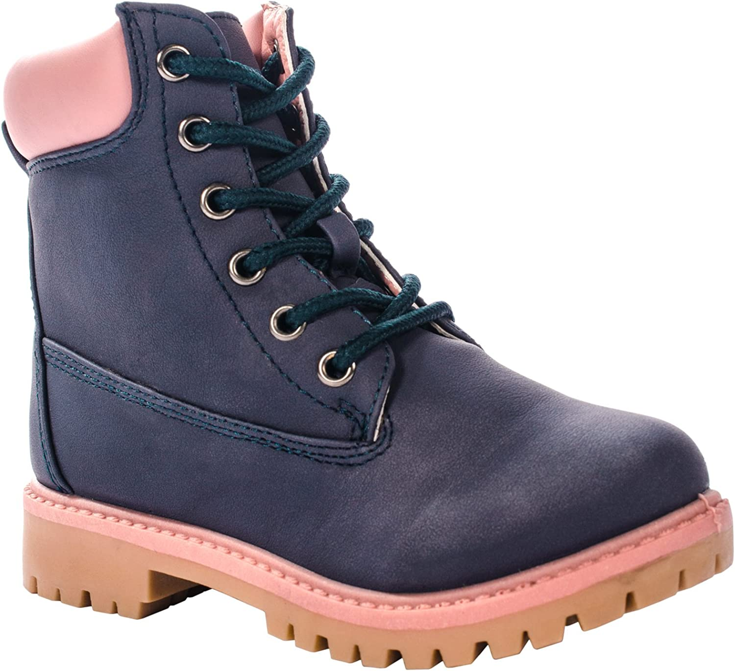 girls low boots