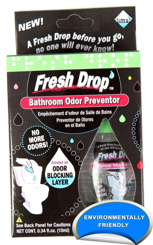 Fresh Drop Bathroom Odor Preventor 1 ea (Pack of 24)