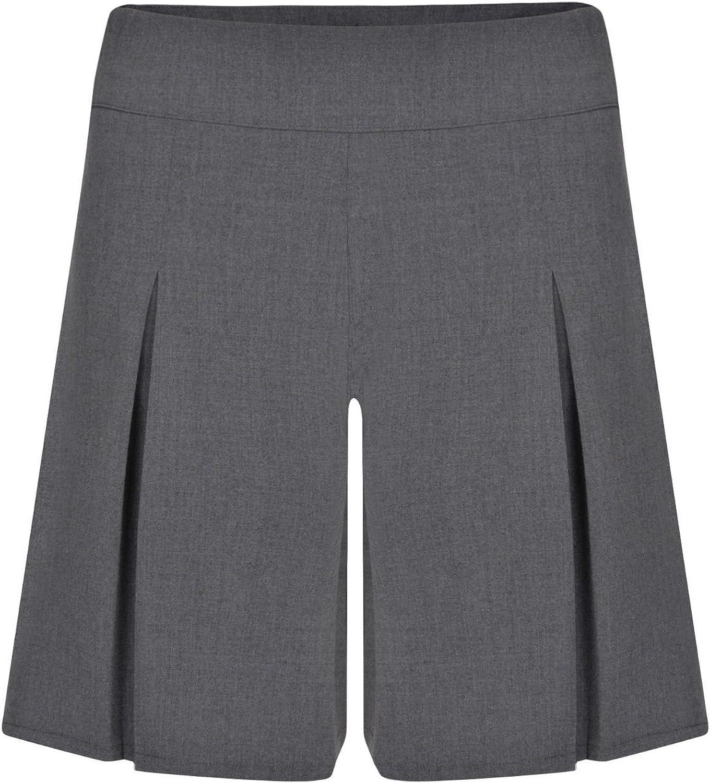 New Schoolwear Girl School WEAR Girls School Uniform Girls Culottes 2PLEATS at Front