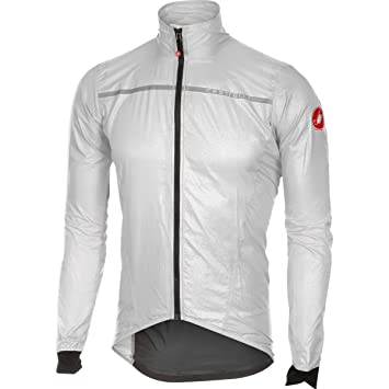 Castelli Superleggera Jacket - Mens White, M: Amazon.es ...
