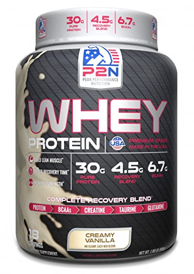 P2N Peak Performance Nutrition P2N Whey Protein