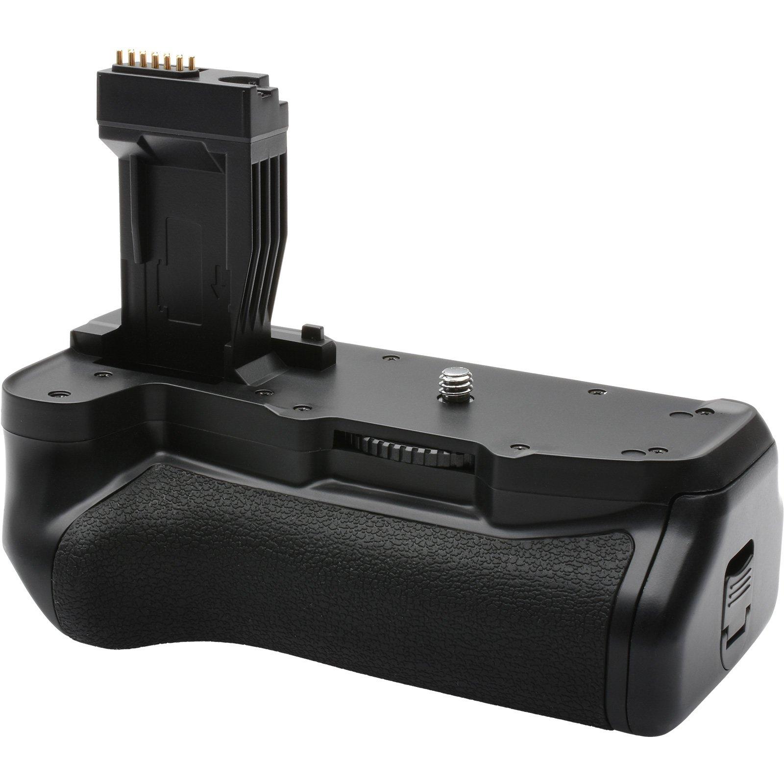 Vivitar BG-E18 Multi-Power Battery Grip for Canon Rebel T6s & T6i DSLR Camera