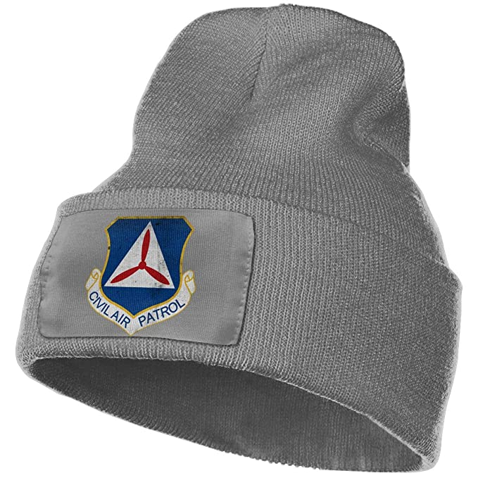 Civil Air Patrol Cap Command Unisex Adult Beanie Hats Knitted Caps Winter  Outdoor Fashion Slouchy Warm c83d67005bf
