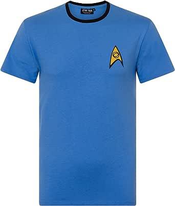 Star Trek Engineering Uniform Camiseta para Hombre