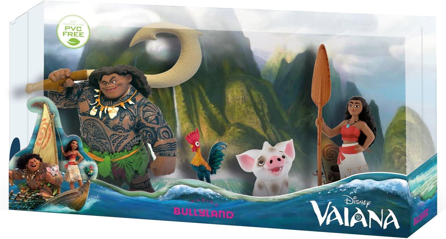 Amazon.com: Pua de Disney Moana figura por Bullyland: Toys ...