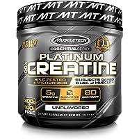 Creatine Monohydrate Powder | MuscleTech Platinum Creatine Powder | Pure Micronized Creatine Powder | Post Workout…