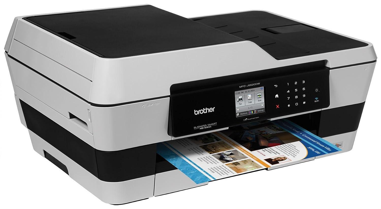 Brother MFC-J6520DW Multifuncional - Impresora multifunción ...