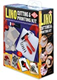 Essdee Lino Cutting & Printing Kit (23 Pieces)
