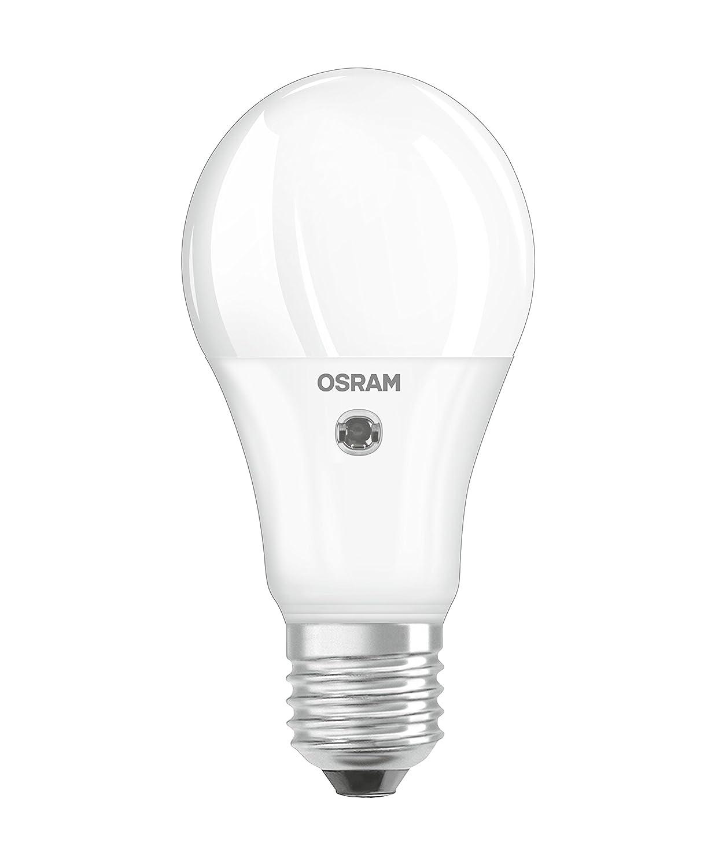 Osram 037595 Bombilla LED E27, 8.5 W, Blanco, 1 unidad: Amazon.es: Iluminación