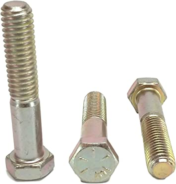 "Hex Bolts Tap Stainless Steel Full Thread 3//8/""-16 x 2-3//4/"" Qty 25"