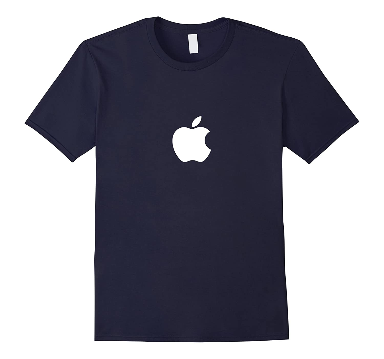Apple Logo T-Shirt-RT