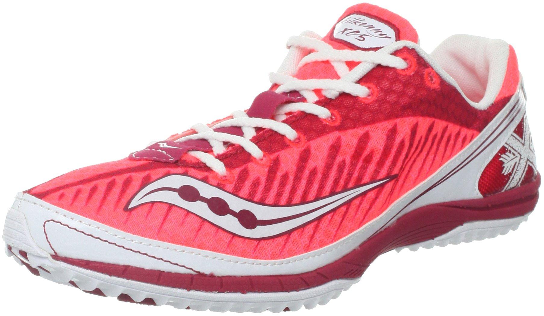 Saucony Women's Kilkenny XC5 Cross Country Spike Shoe