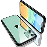 Humixx iPhone 11 Case, Super 1.5-Meter Drop Protection [5 FT Military Grade Drop Tested] Protective Transparent Clear…
