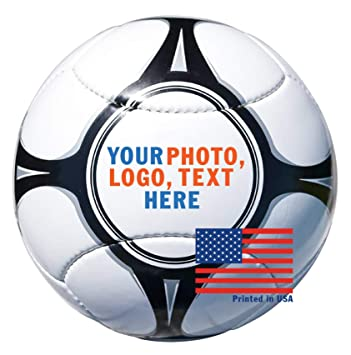 Balón de fútbol europeo personalizado - Balón de fútbol de tamaño ...