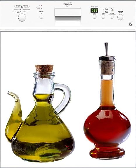 Stickersnews-Pegatina para lavavajillas aceite & vinagre ...