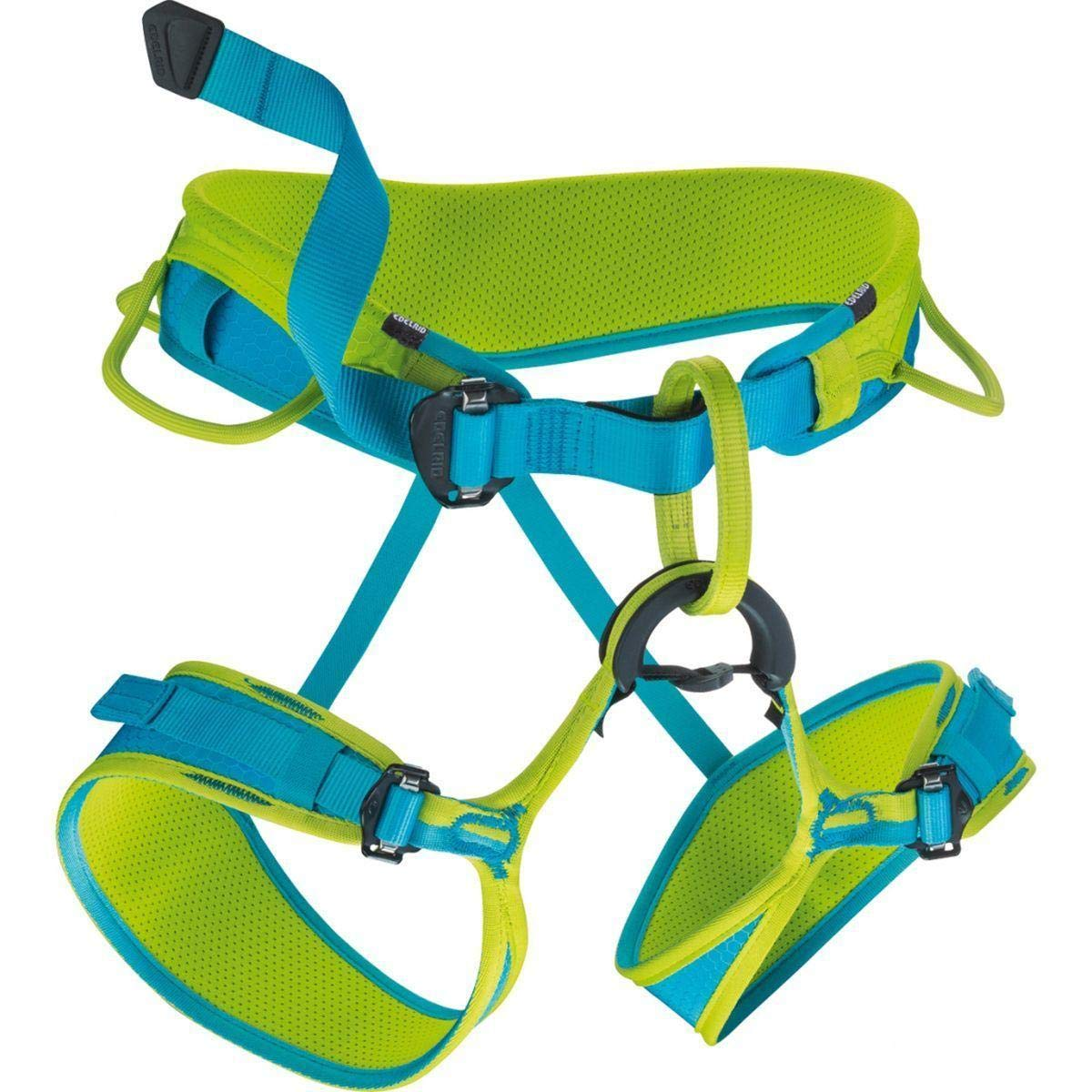 EDELRID Jayne Climbing Harness - Oasis/Icemint Small by EDELRID