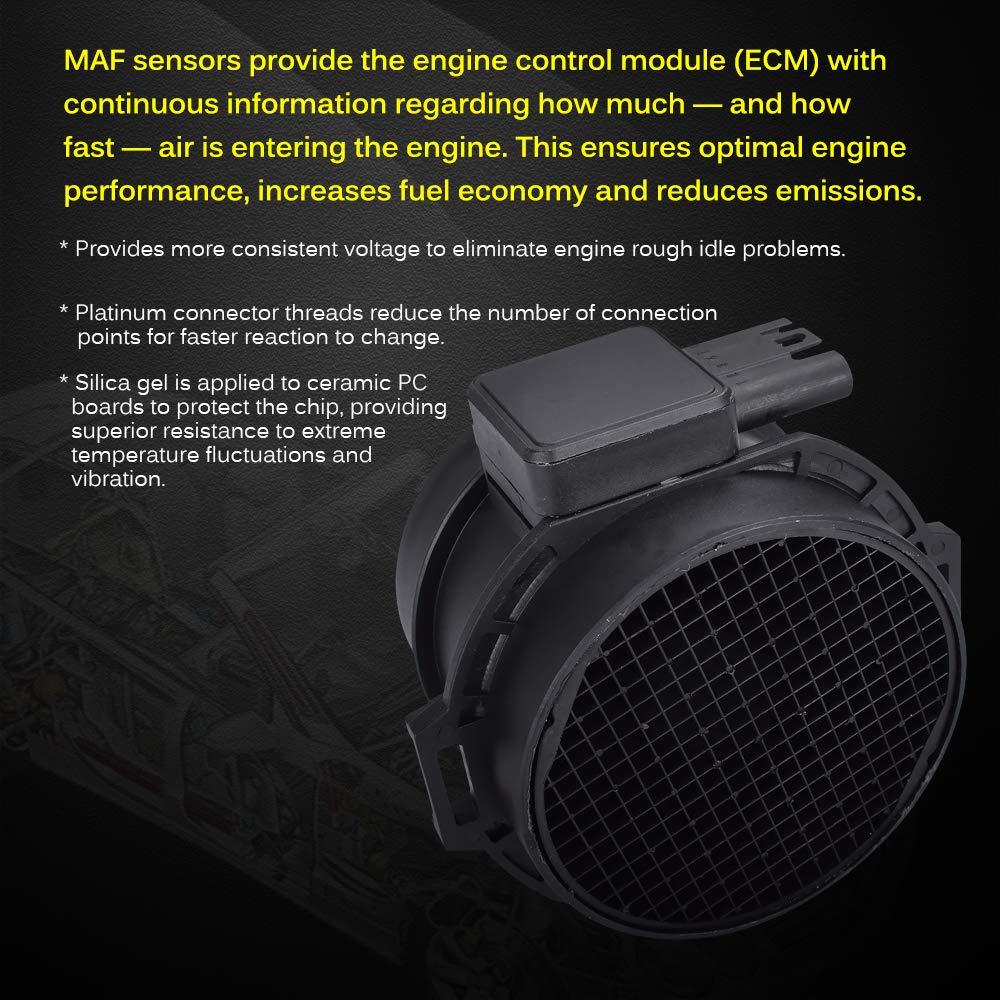 Wells C08436 Mass Air Flow Sensor