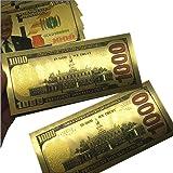 LONG7INES 1000 Dollar Donald Trump Bill