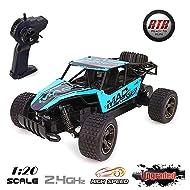 ToysUkids RC Cars, Terrain RC Car, Remote Control Car, All Terrain Remote Control High-Speed Telecar GFF
