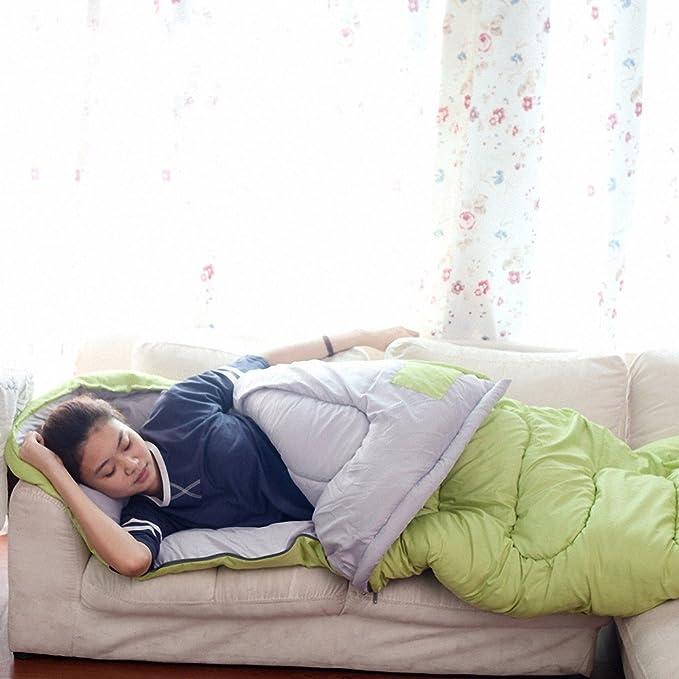 SUHAGN Saco de dormir Piscina Adulto Sacos De Dormir Al Aire ...