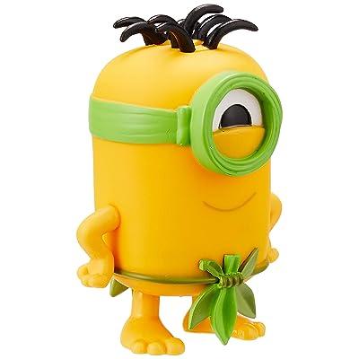 Funko POP Movies: Minions Figure, Au Naturel: Funko Pop! Movies:: Toys & Games