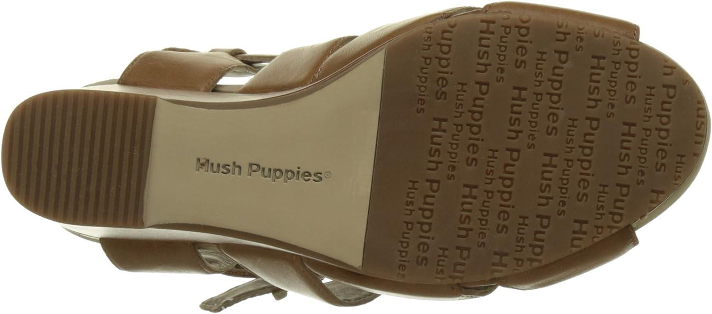 Hush Puppies Fintan Pumps voor dames Braun Marron Clair 91