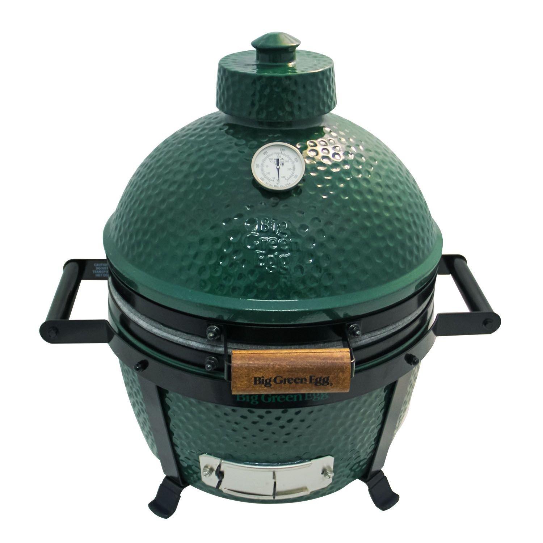Big Green Egg Kamado Grill MiniMax Portable Outdoor Smoker barbeque BBQ by BIG GREEN EGG (Image #3)