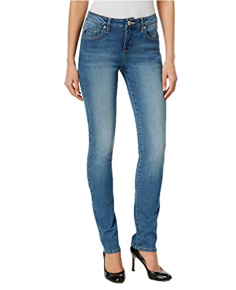 Lee Platinum Women's Ava Skinny Jeans (14 Short, Rhine) at Amazon ...
