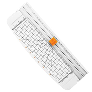 Firbon A4 Paper Cutter Portable Guillotine Paper Trimmer