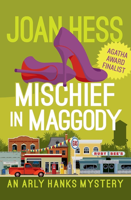 Read Online Mischief in Maggody (The Arly Hanks Mysteries) ebook