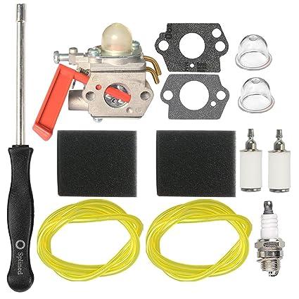 Amazon.com: HIPA 984534001 carburador con herramienta de ...