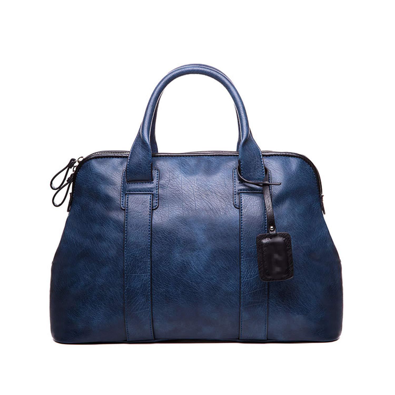 26aae7cdd18 Amazon.com: Chibi-store Women Handbags Casual Top-Handle Bags PU Leather,black:  Clothing