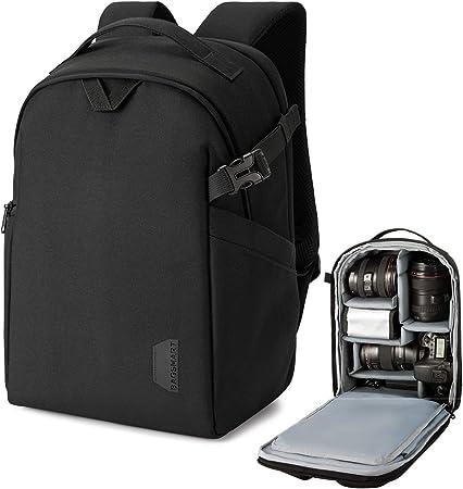 BAGSMART Quick Access Minimalist Backpack