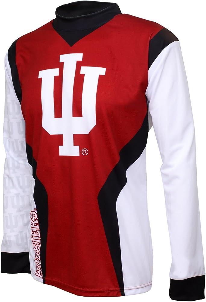 NCAA Indiana Hoosiers Cycling Jersey