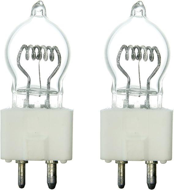 DYS 600 Osram 600w 120v Lamp Bulb 54836 BHC//DYS//DYV 6 Qty