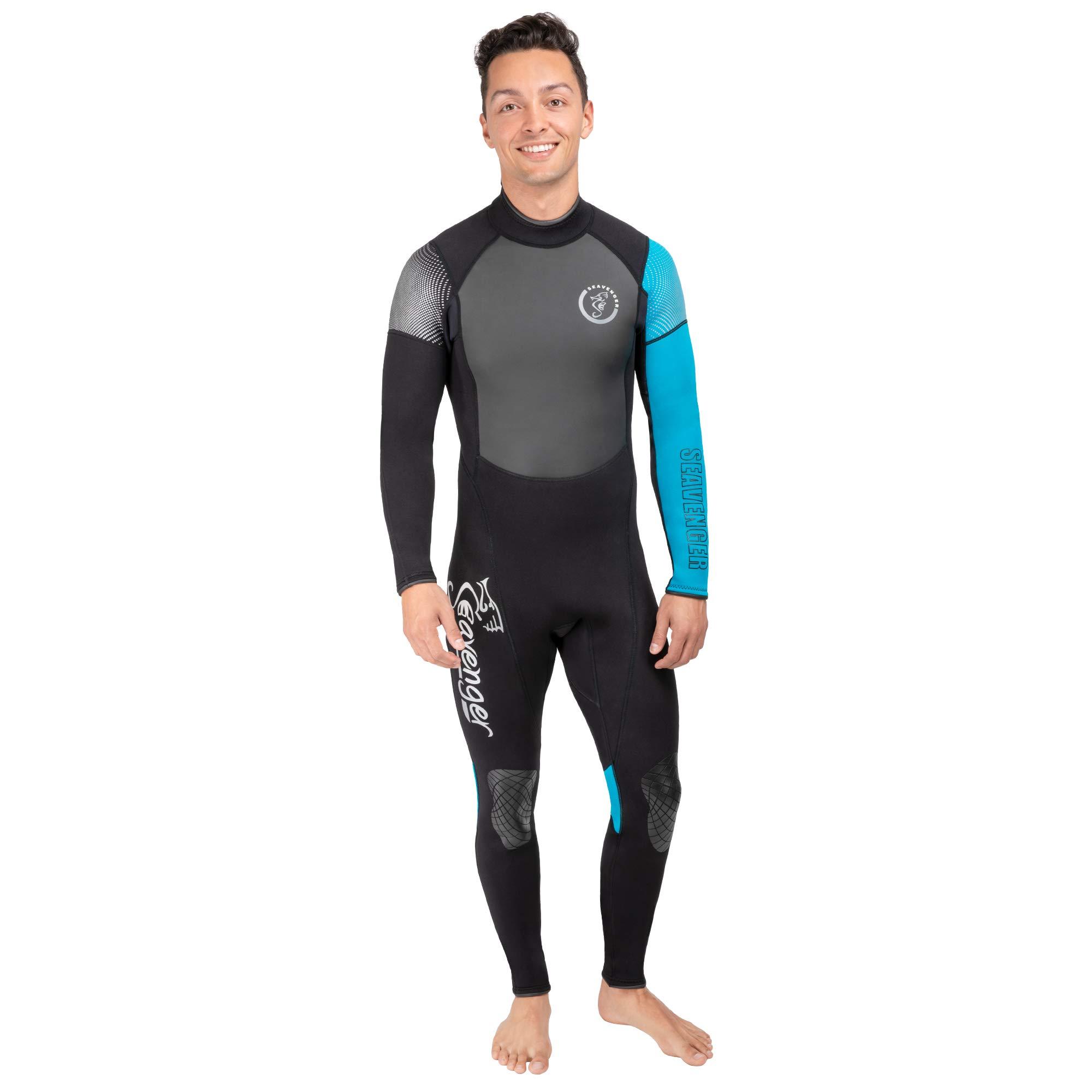 Seavenger 3mm Odyssey Wetsuit with Sharkskin Chest by Seavenger