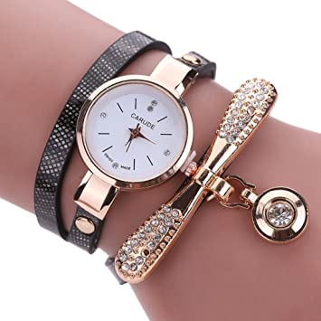 tone watches two watch fashion flower jewelry geneva daisy bling cuff brt