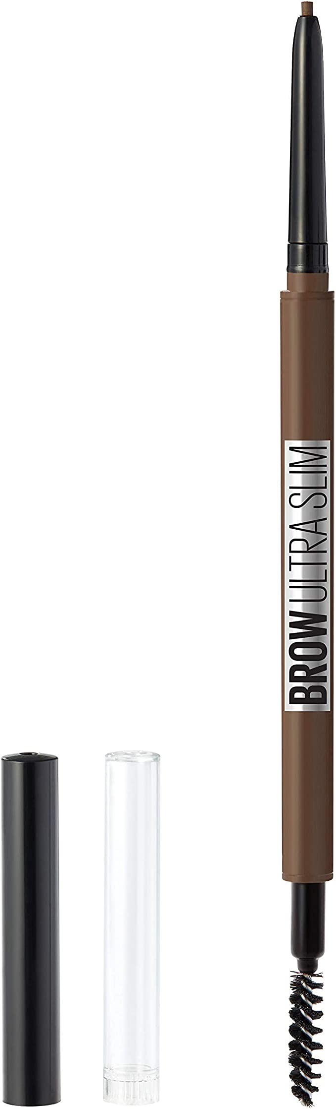 Maybelline New York Brow Slim Lápiz automático preciso Medium Brown 04