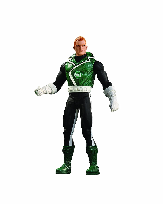Green Lantern Guy Gardner Action Figure Diamond Comic Distributors MAY110316 DC Direct Green Lantern Series 5