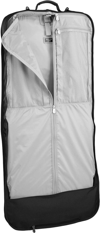 One Size Briggs /& Riley Baseline-Classic Garment Cover Black