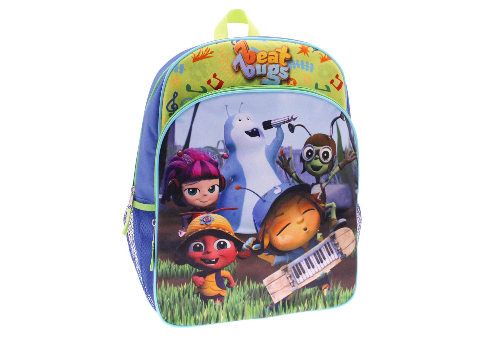 Netflix Beat Bugs Backpack Full Size All You Need is Love
