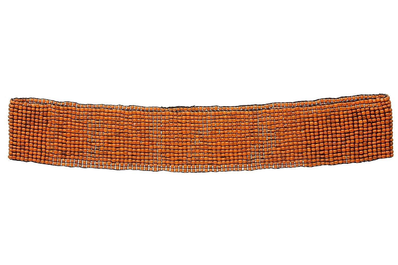 MONIQUE Women Waist Hip Elastic Cording Beaded Stretch Fits All 60mm Wide Belt