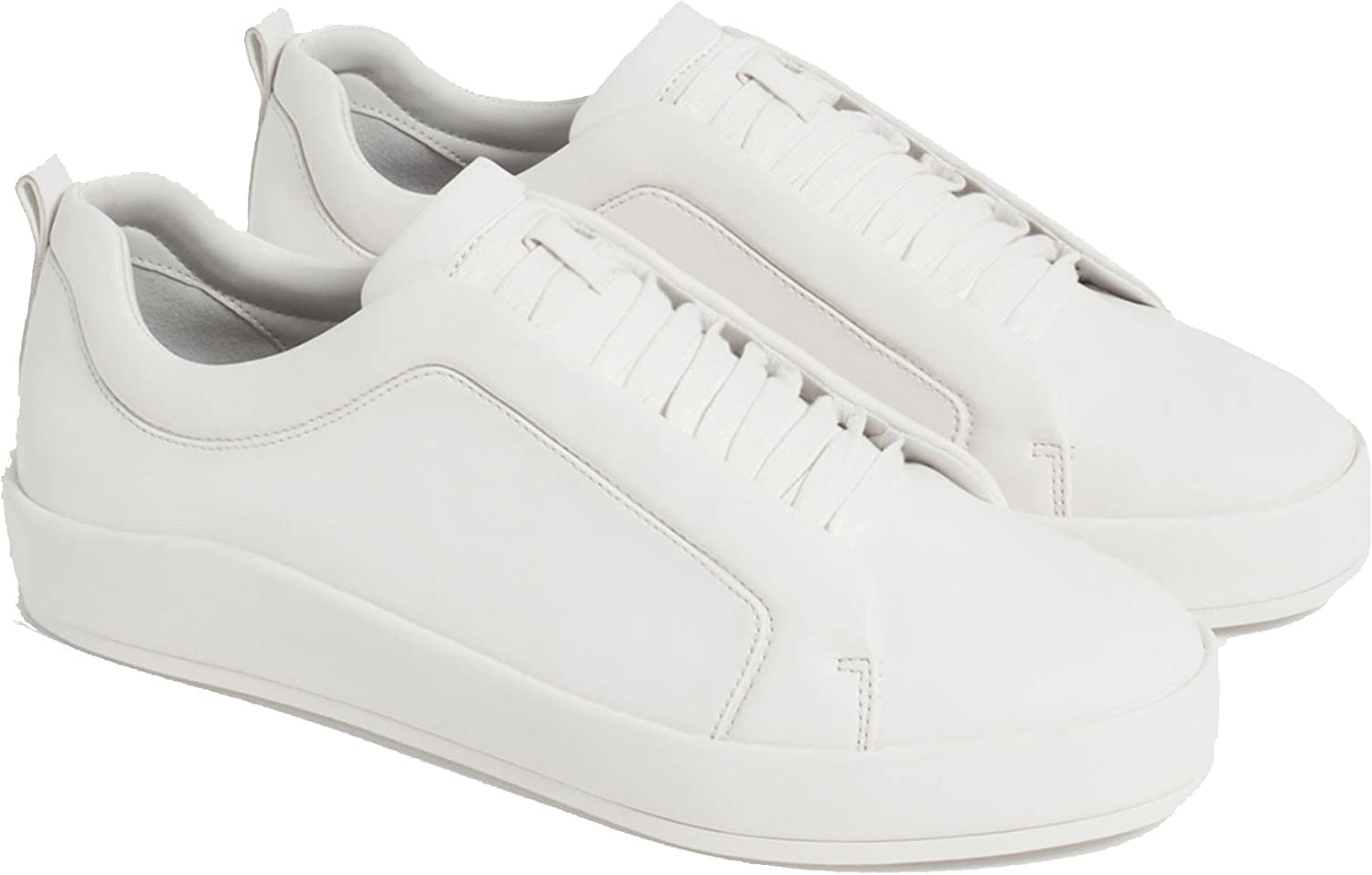 Concealed Laces 2454/102 (43 EU) White