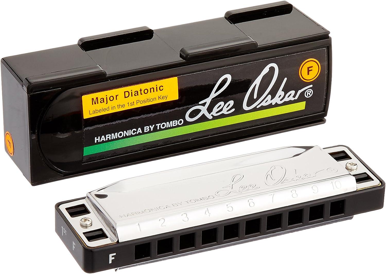 Major Key of A Lee Oskar Harmonica